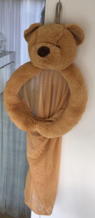 Förvaringsbjörn för gosedjur Teddykompaniet