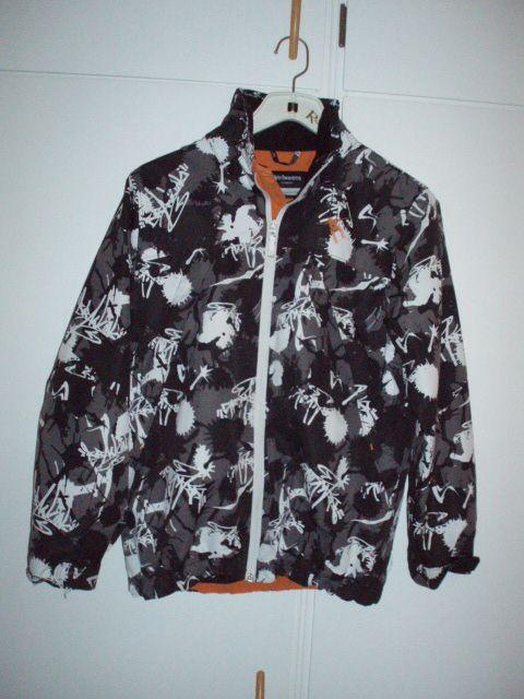 Kanonfin jacka - stlk 146 - KappAhl - 100% polyester
