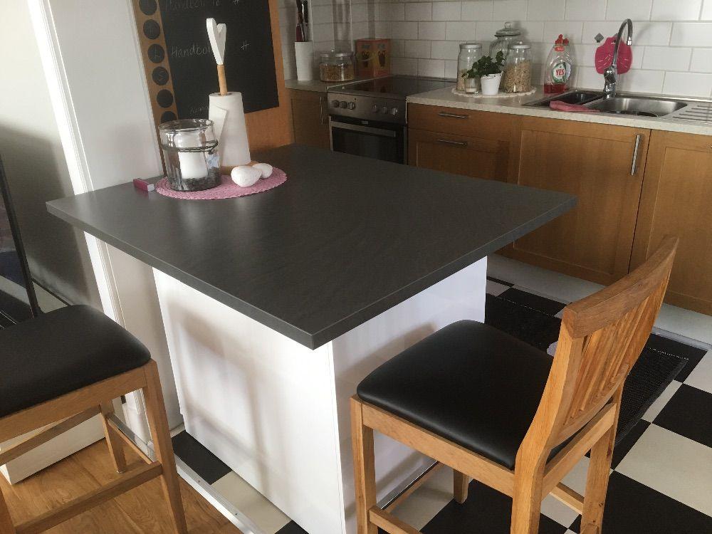 Köksö och stolar