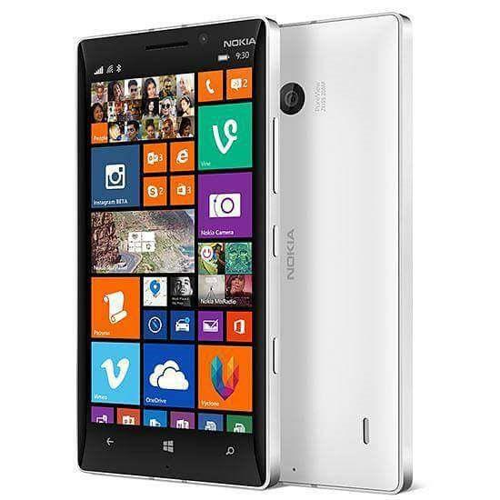 NOKIA Lumia 930, vit som ny.