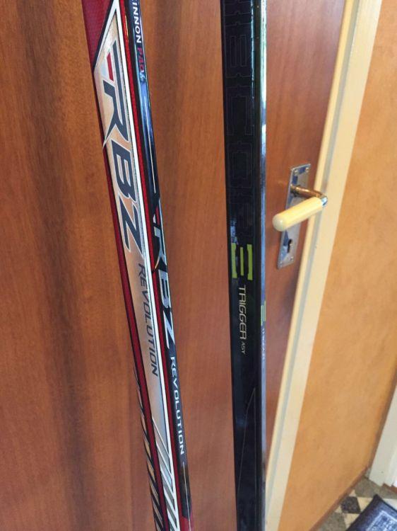CCM ishockeyklubbor, oanvända