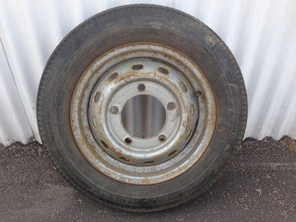 Saab V4 hjul
