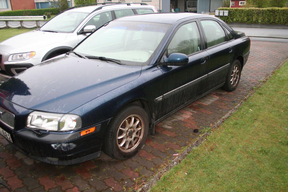 Volvo S80 ´00 170hk;  35000mil
