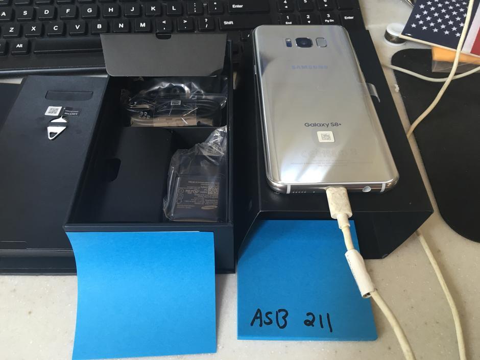 Samsung Galaxy S8 S8 Plus 64GB