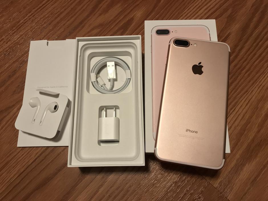 APPLE iPHONE 7 7 PLUS 32GB 128GB 256GB
