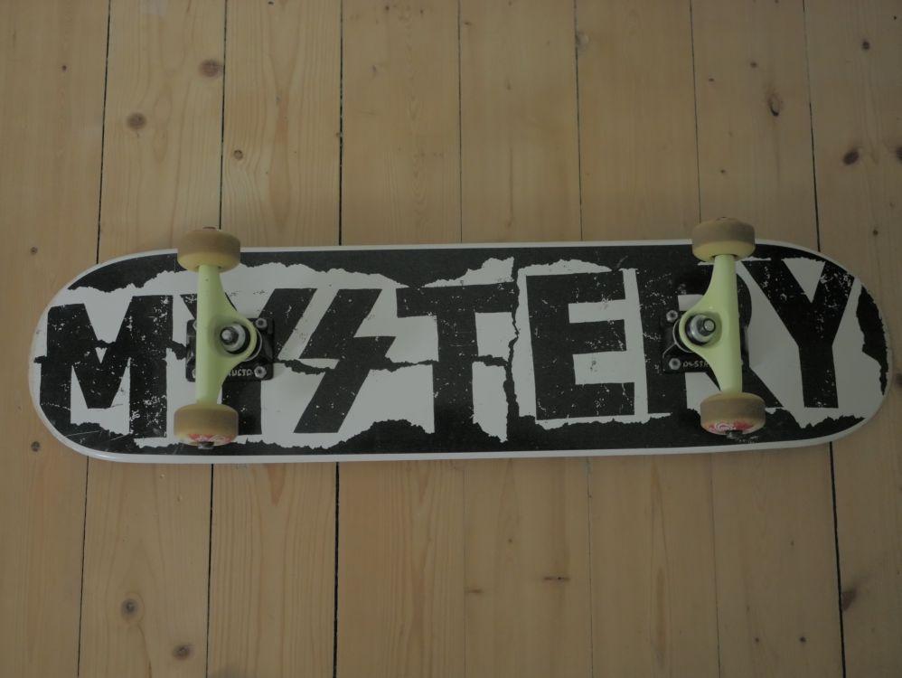 Longboard, Skateboard, Landyachtz, Mystic