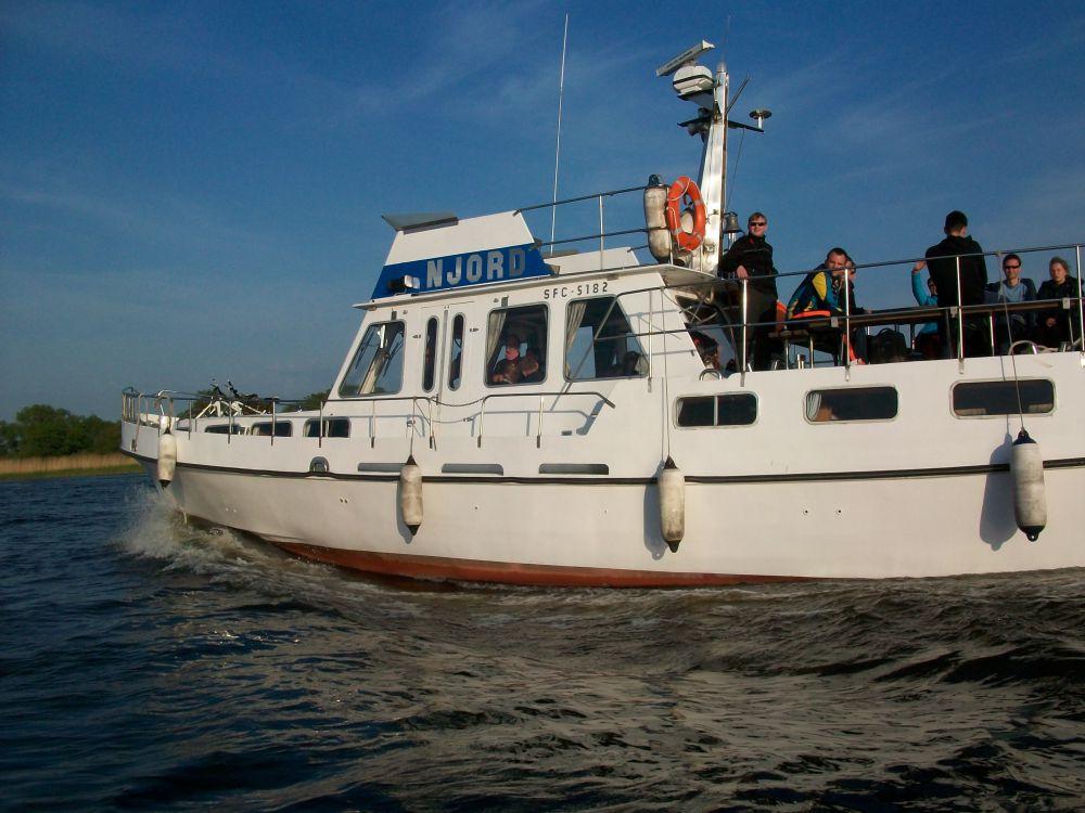 Boat Njord 14,53 x 3,83