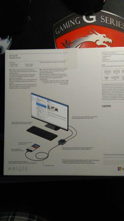 Microsoft Display Dock