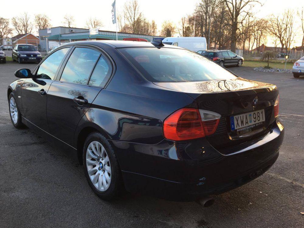 BMW 318Lim navi