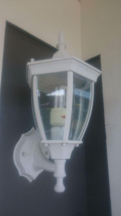 Utomhus lampa