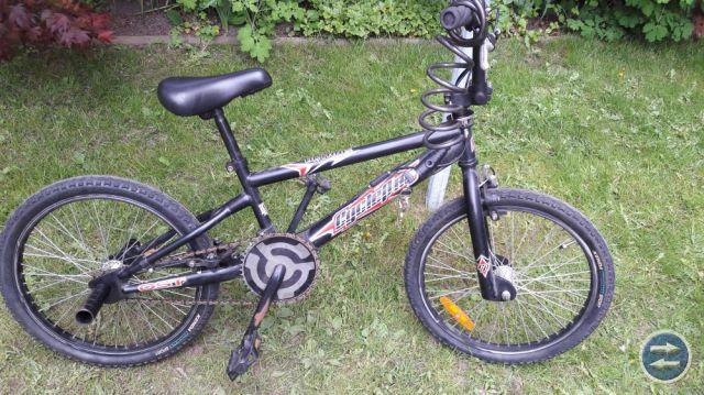 BMX CyclePro Octane