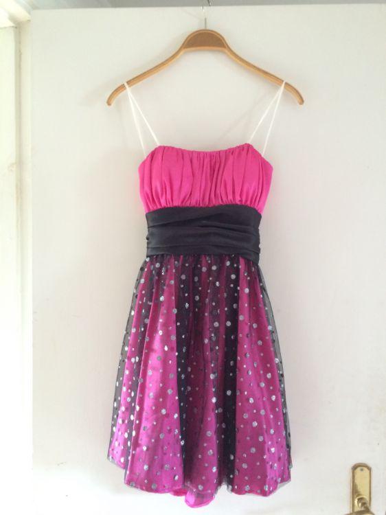 Bal/finklänning