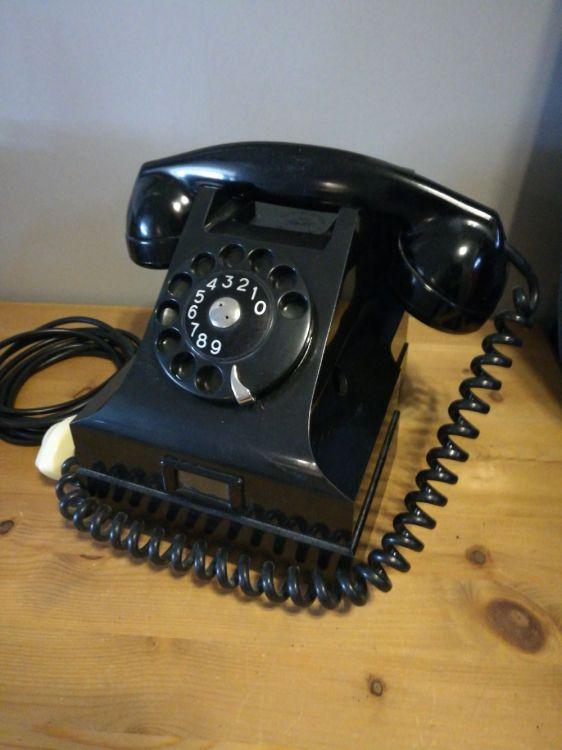 Bakelittelefon