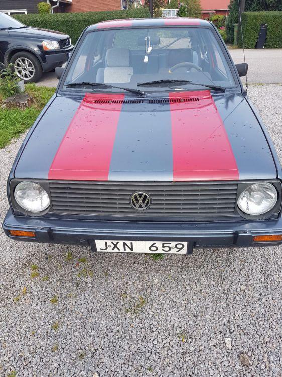 Golf mk2 -86a