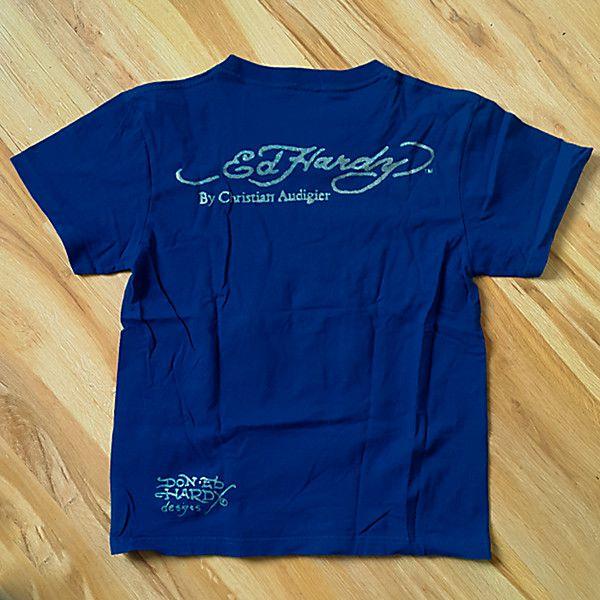 T-shirt med coolt tryck ca 152cl