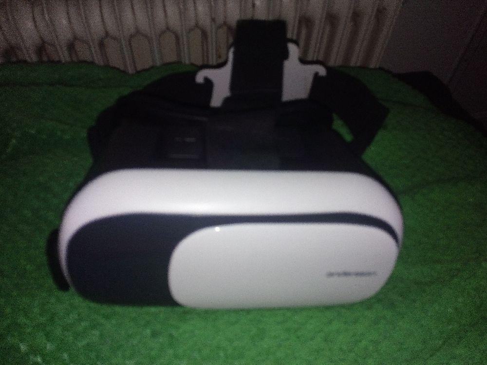 VR glasögon virutal reality