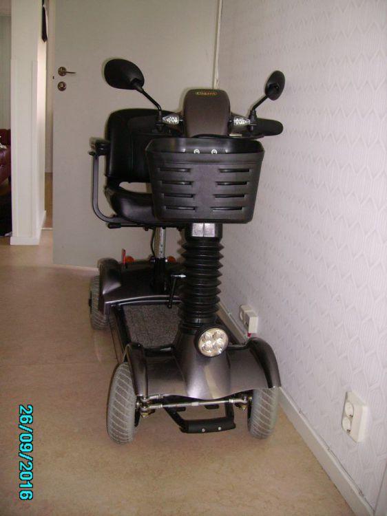 Elscooter teresa