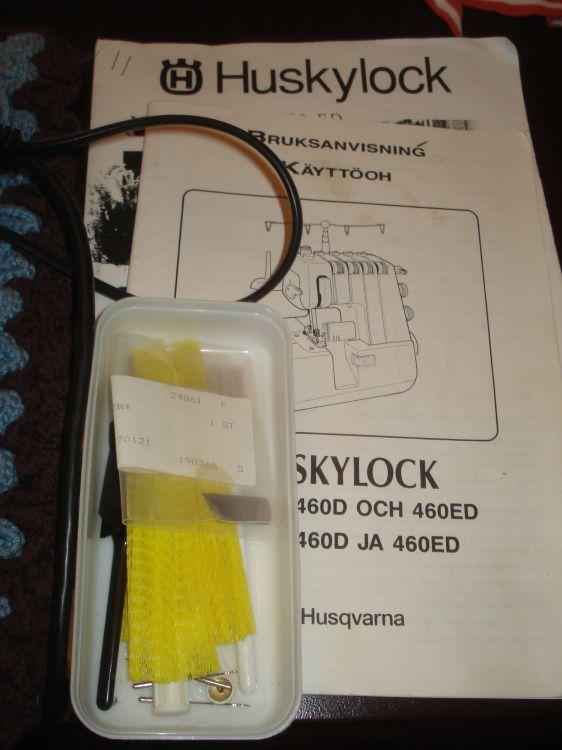 Huskylock 460ed