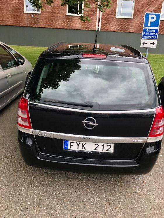 Opel Zafira 1,9 cdti