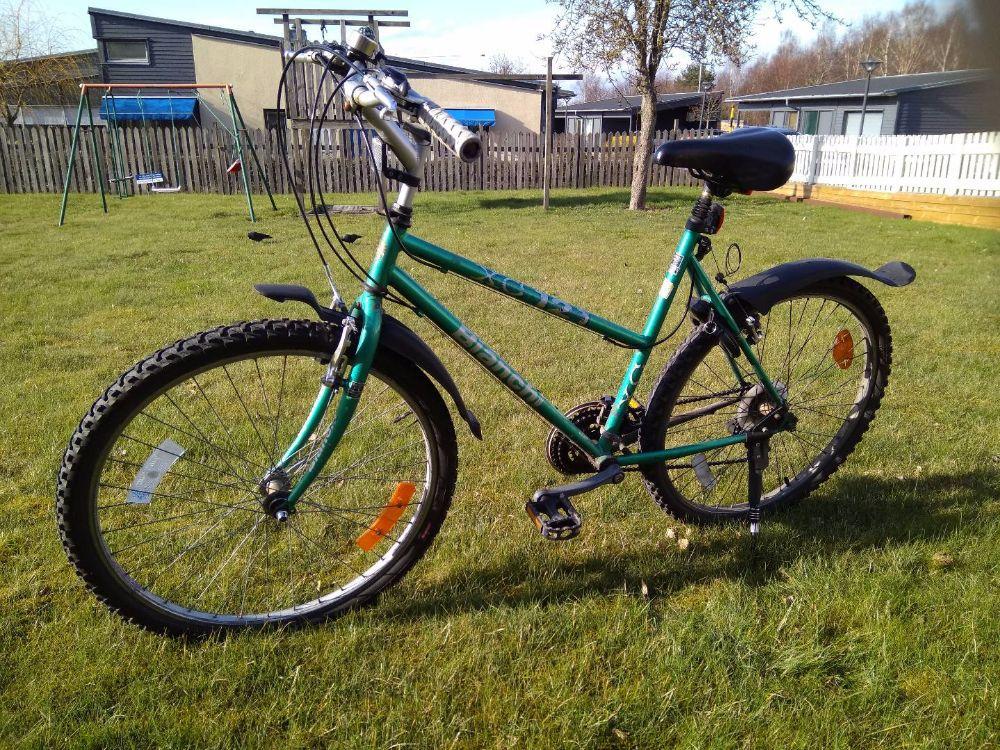 Dam cyke