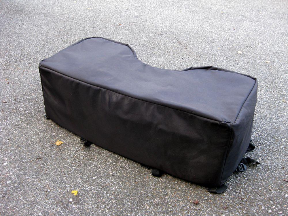 Bakre packväska till ATV / fyrhjuling