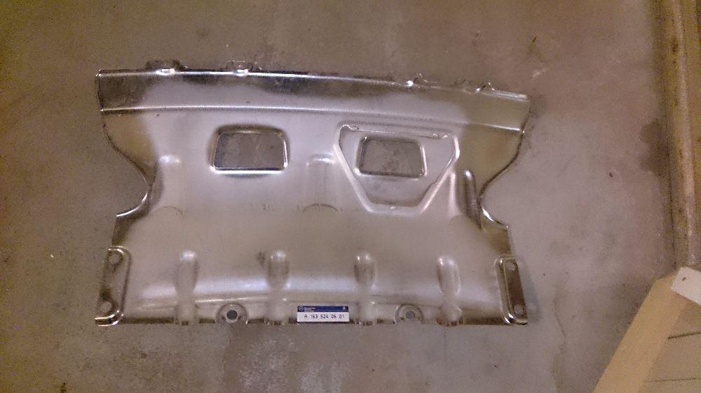 Hasplåt Mercedes ML