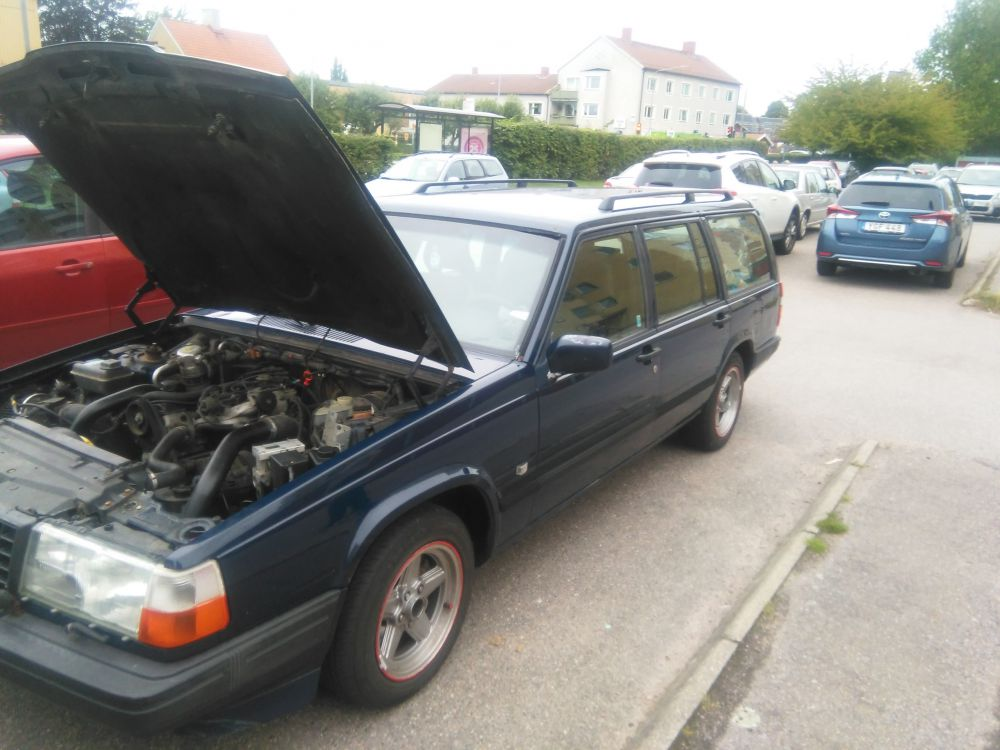 945 2.3 Turbo -97 Bytes Endast!