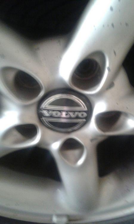 Däck ALU-fälgar Volvo Original
