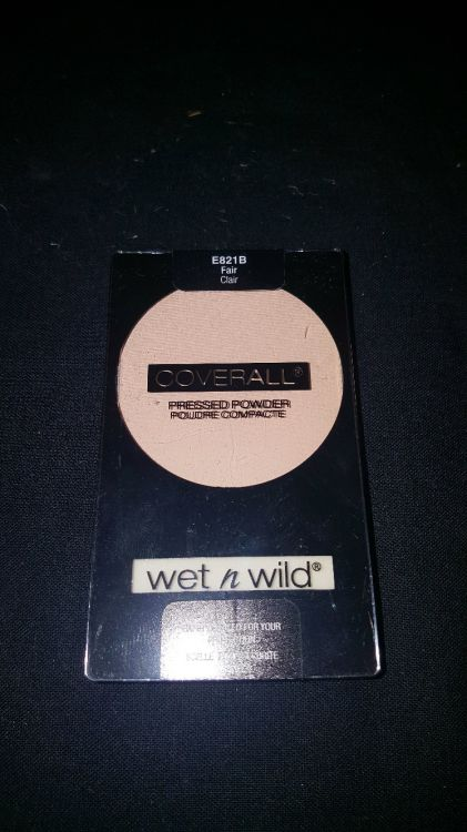 NY! WET'n'WILD PRESSED POWDER: