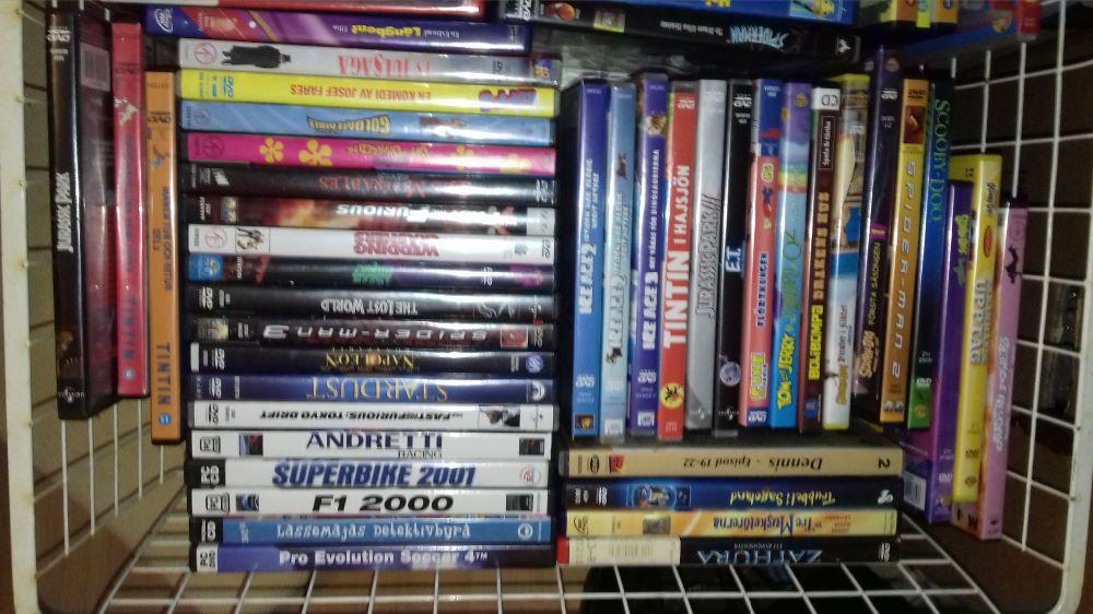 DVD-BARNFILMER