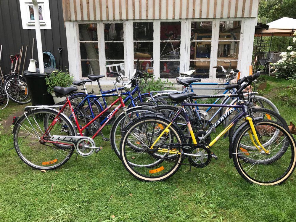 Cyklar SE BILD