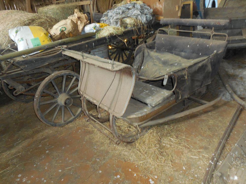 Nostalgiska vagnar