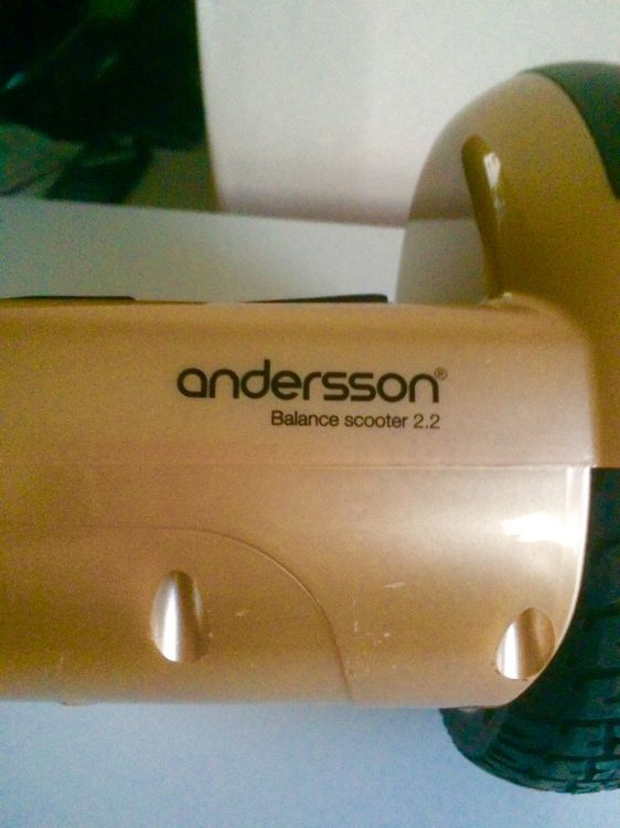 Hoverboard Andersson