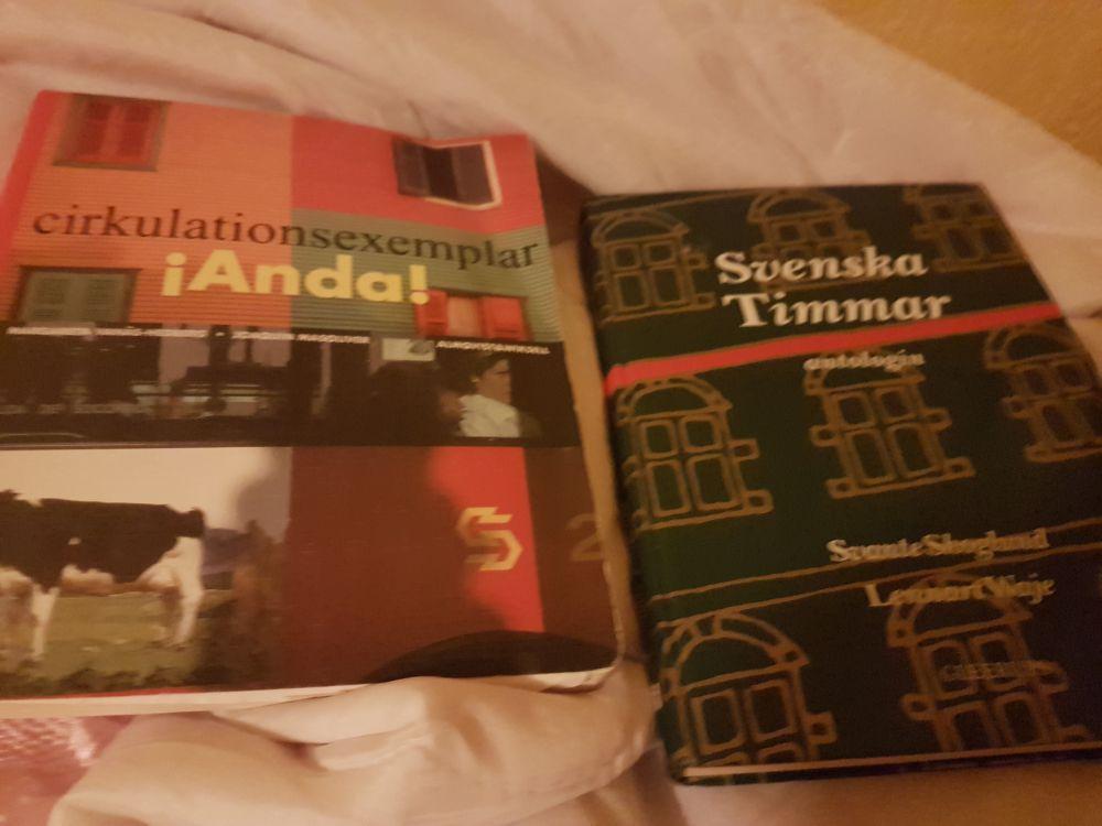 Böcker & Studentlitteratur