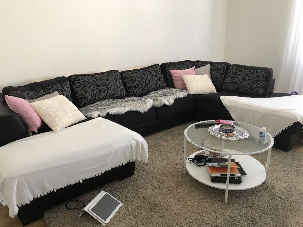 Stor soffa måste bort fort