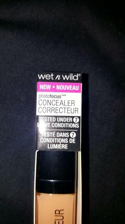 NYHET! WET ´`n' WILD CONCEALER CORRECTEUR.