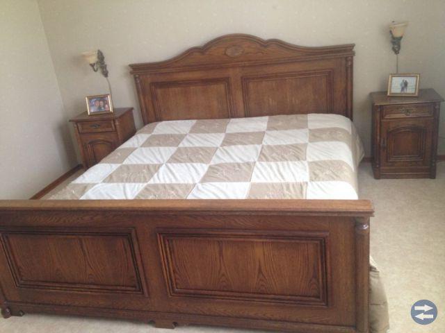 sängram +två sängbord carpati Värnamotorget se Värnamos bästa och största köp& sälj
