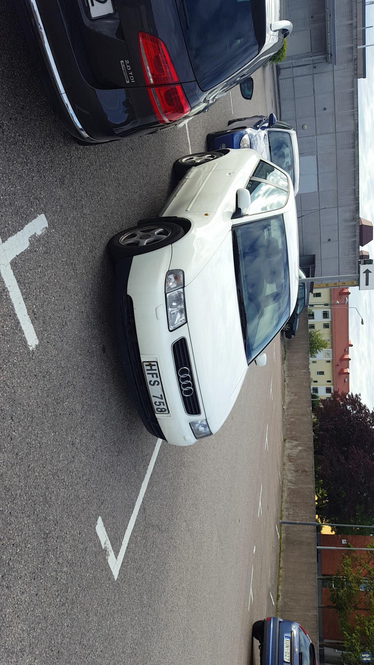 Audi A3 1.8t bes&skattaf