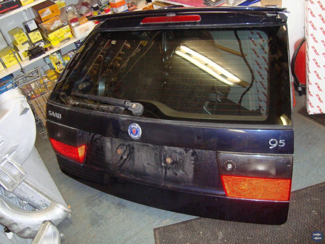 Bagagelucka Saab 9-5
