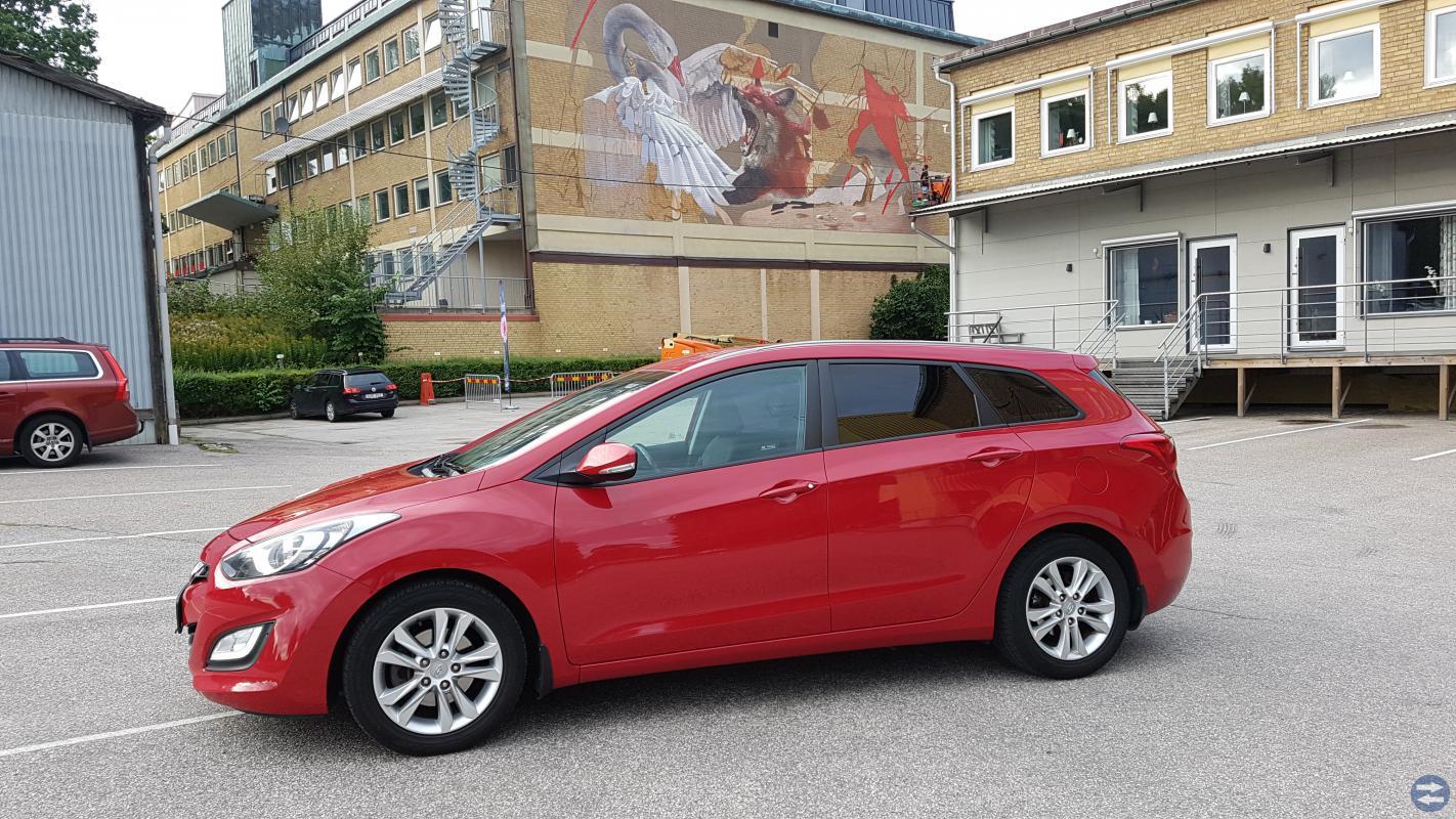 Hyundai i30 Nybils garanti 1år kvar
