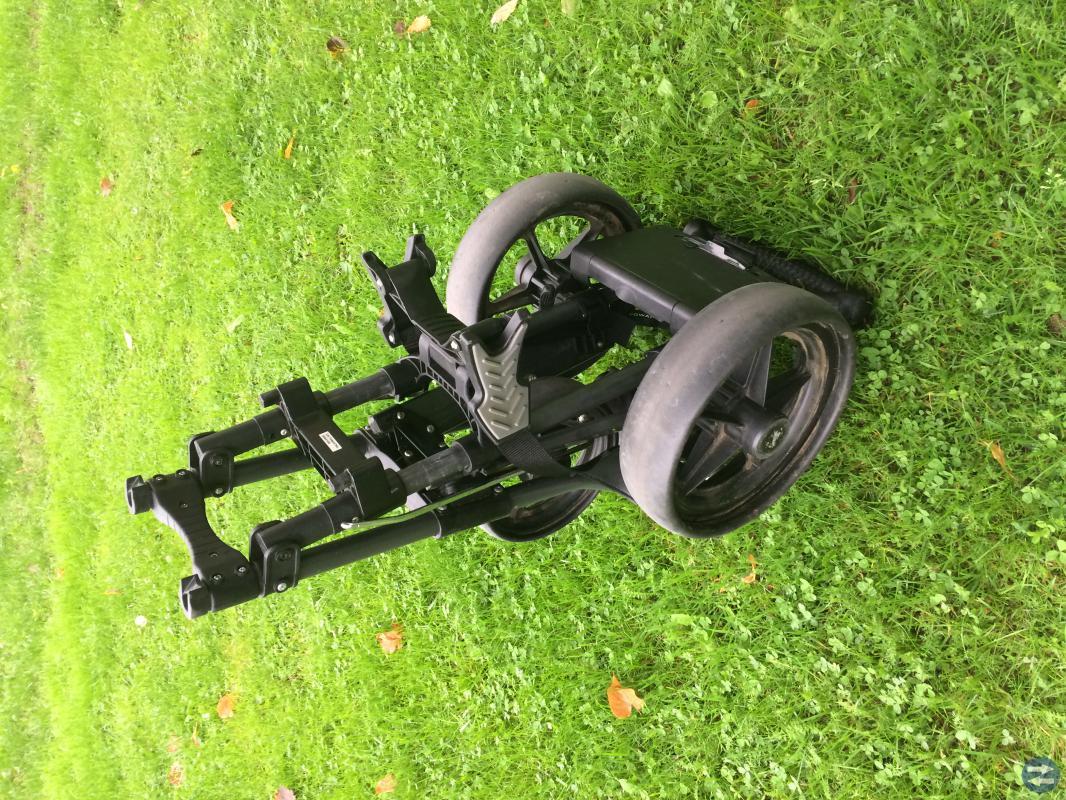 Golfvagn 3-hjulig