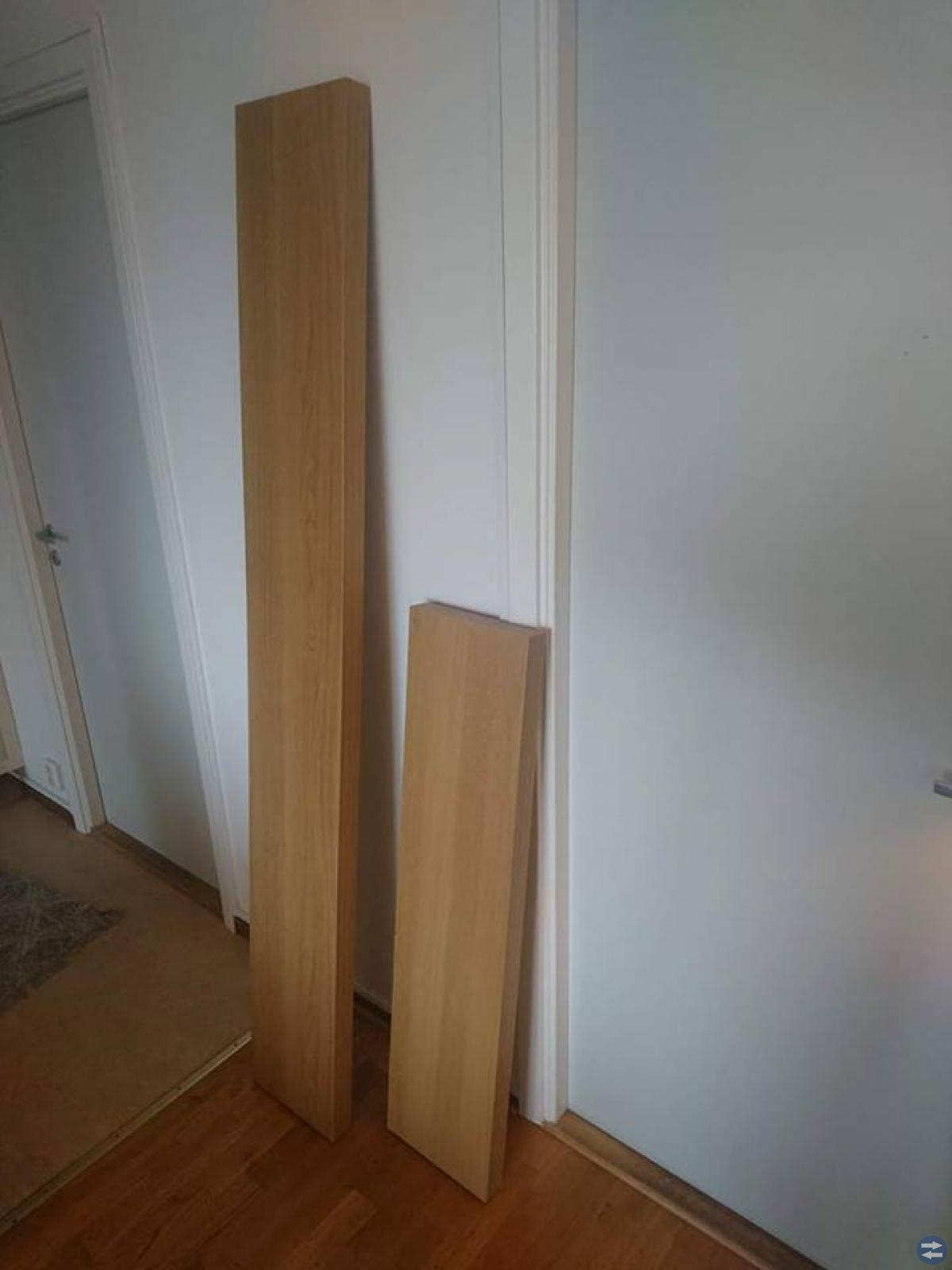 IKEA-hyllor