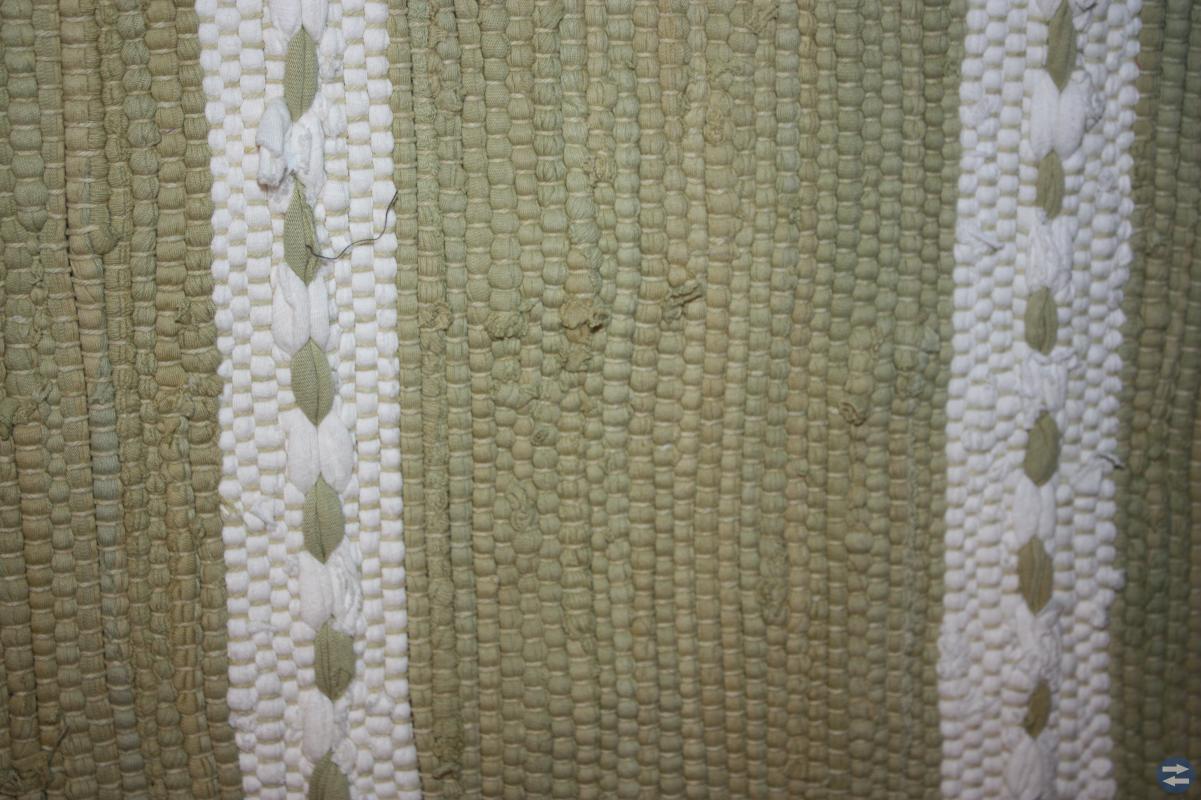 Trasmatta olivgrön 70*200 cm