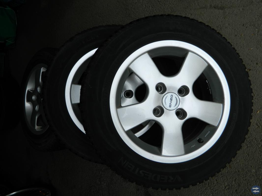 Vinterhjul