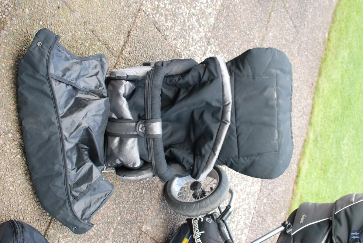 Barnvagn sittvagn mm