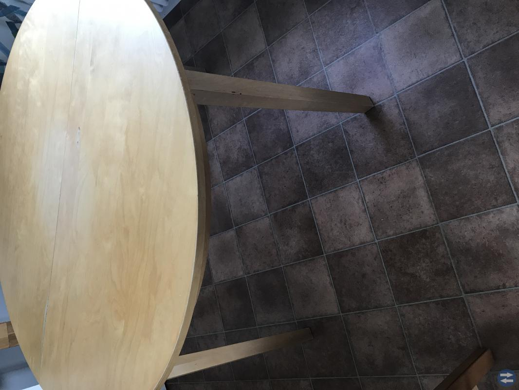 Bord och stolar Ikea