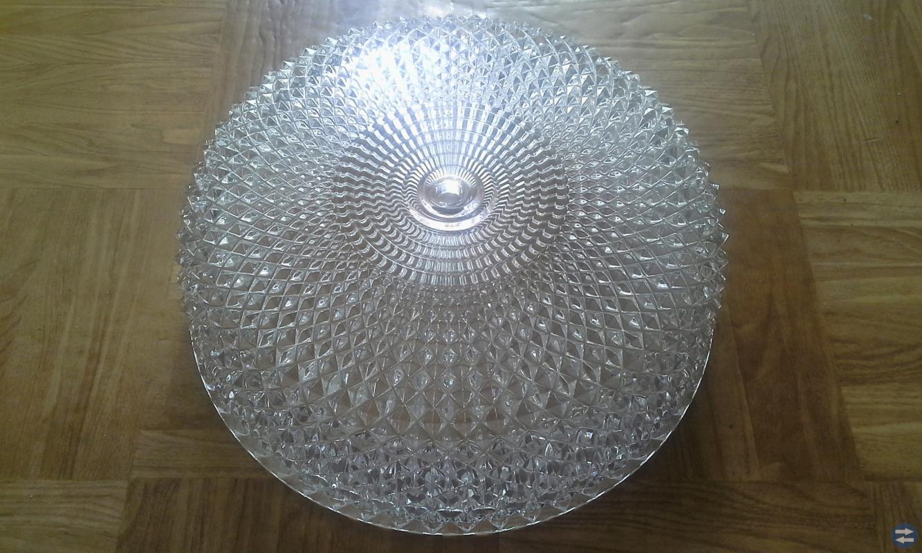 Kupa av kristall