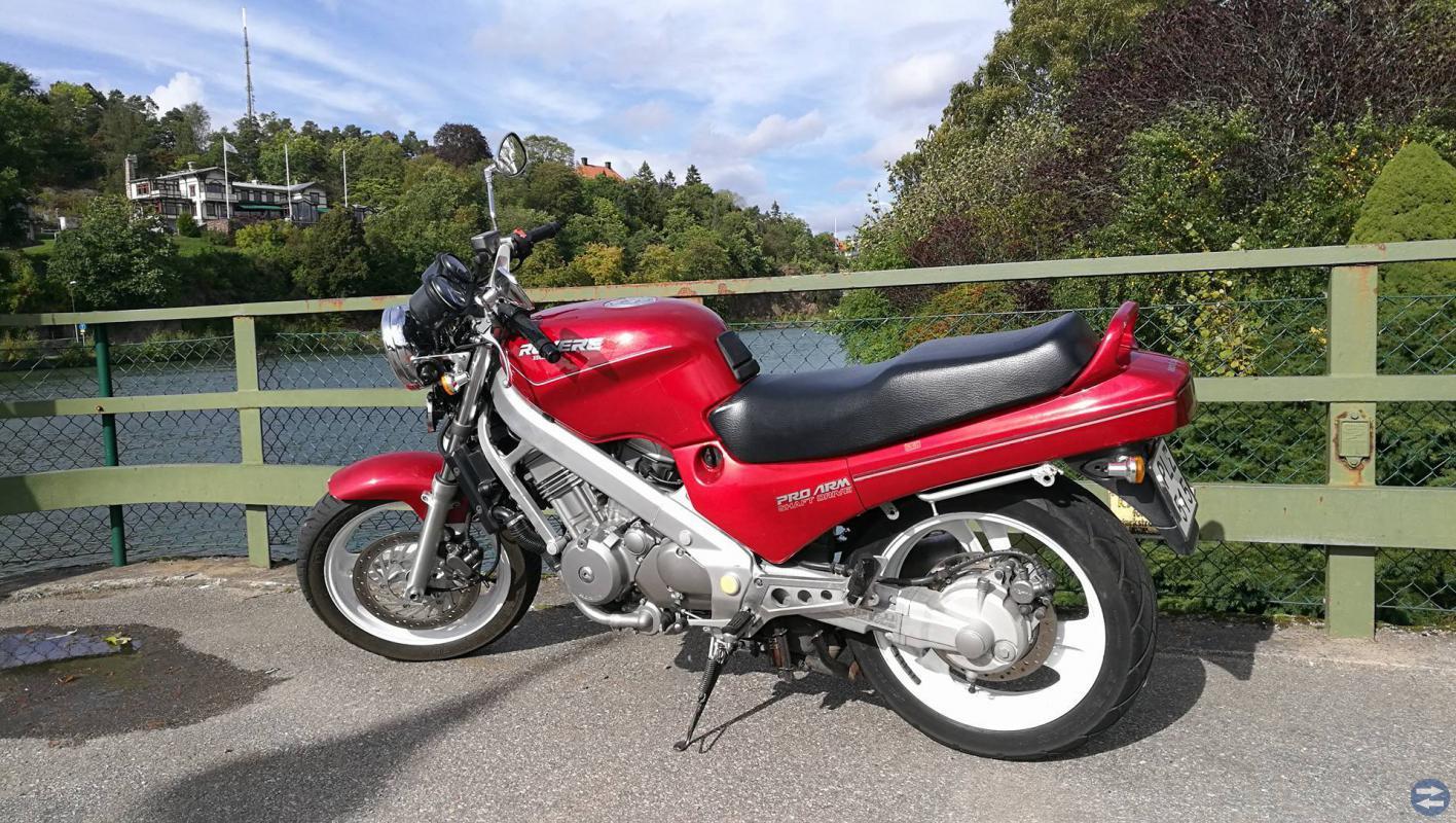 Honda 650 Revere 92.