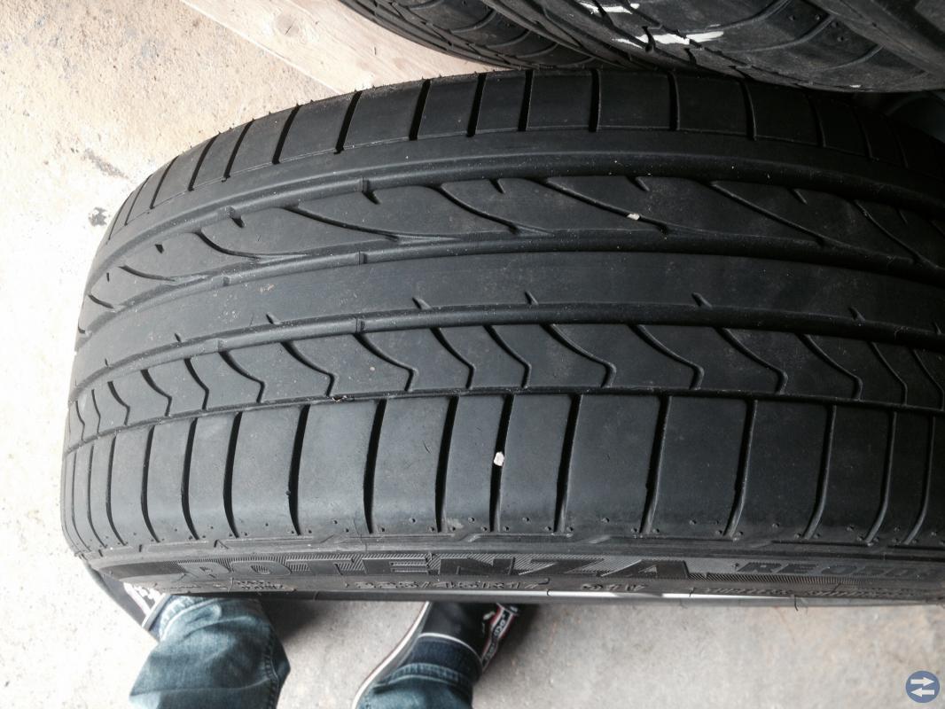BMW 17 T kompletta S däck