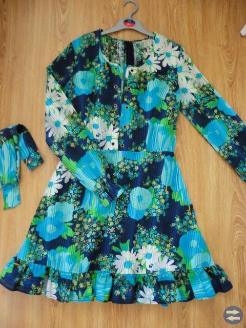 Klänning 70-tal